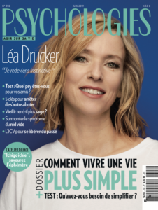 Psychologies Magazine juin 2019